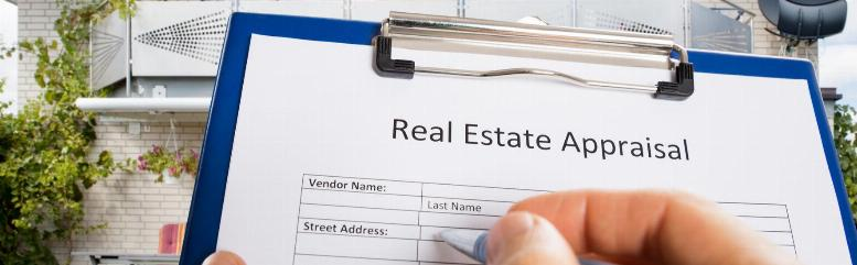 main of Home Appraisals