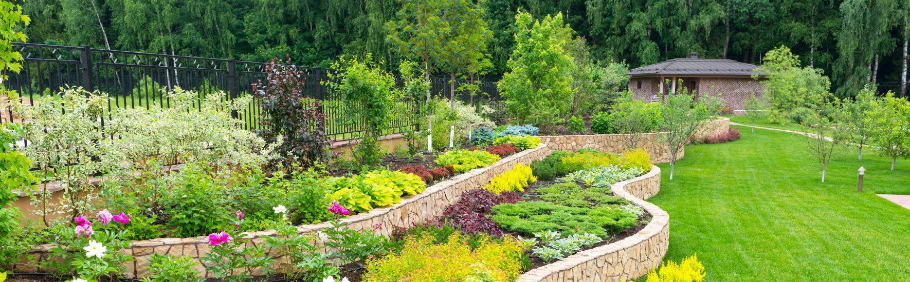 banner of Landscaping Trends Can Improve The Look Of Your Home