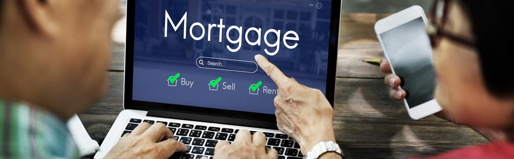 banner of Online Banking Lets You Keep Track of Your Mortgage Anywhere