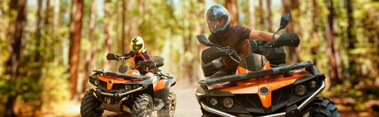 main of It's Common To Have Questions About Buying an ATV